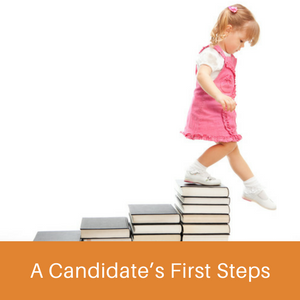 Get on Board: First Steps