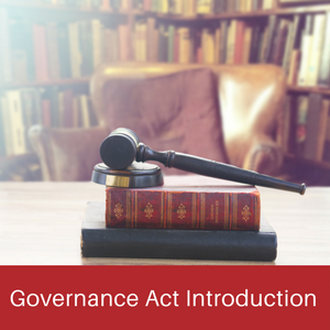 Get on Board: Governance Act