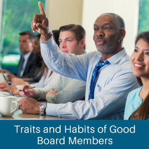 Get on Board: Traits & Habits